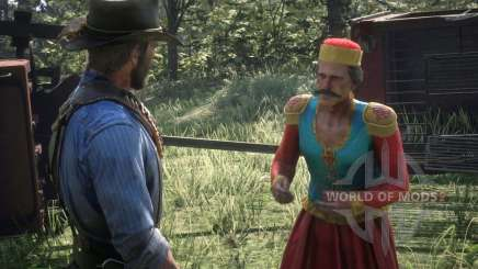 Where to find all the strangers in Red Dead Redemption 2