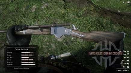 Weapon wear in RDR 2