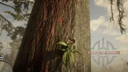 Orchid Clamshell in RDR 2