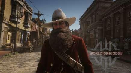 Fashionable beard in RDR 2