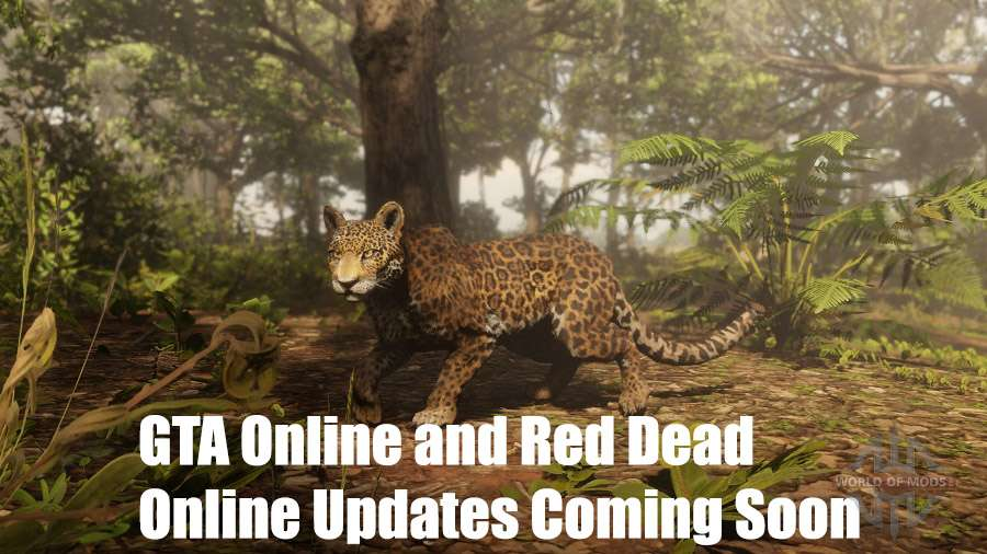 GTA Online and Red Dead Online Updates Coming Soon