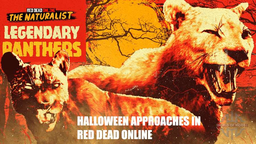 Halloween Approaches in Red Dead Online