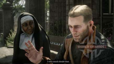 People and angels in RDR 2