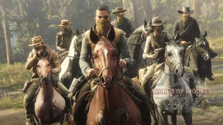 Multiplayer modes in Red Dead Online