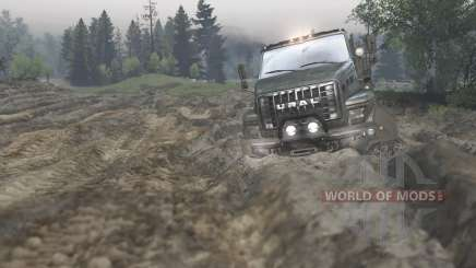Spintires MudRunner in China