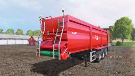 Krampe SB 30-60 field master for Farming Simulator 2015