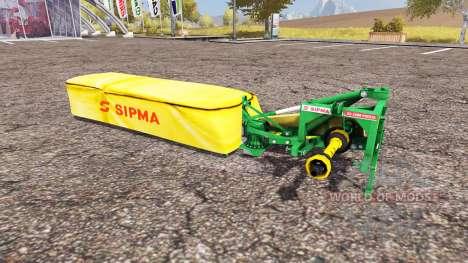 SIPMA KD 1600 Preria for Farming Simulator 2013