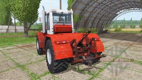 Kirovets K 744R3 for Farming Simulator 2017