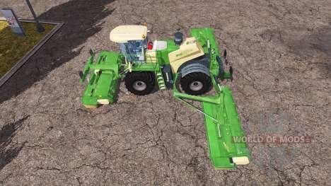 Krone BiG M 500 for Farming Simulator 2013
