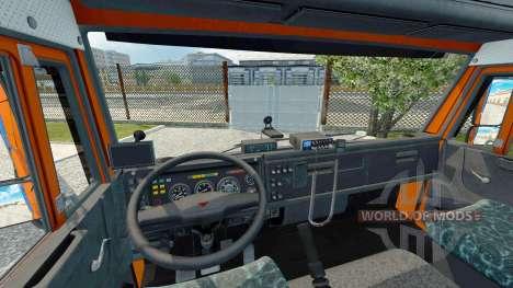 KamAZ 65117 v1.1 for Euro Truck Simulator 2
