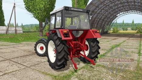 International Harvester 844 v1.1 for Farming Simulator 2017