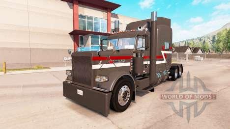 Z1 skin for the truck Peterbilt 389 for American Truck Simulator