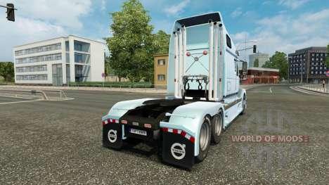 Volvo VNL 670 v1.4.2 for Euro Truck Simulator 2