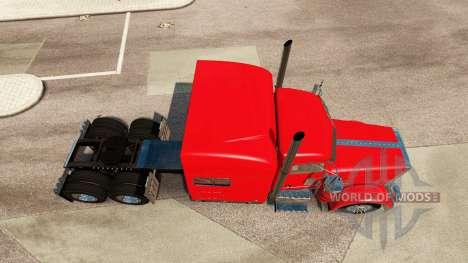 Peterbilt 389 v1.13 for Euro Truck Simulator 2
