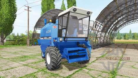 Bizon Z058 for Farming Simulator 2017