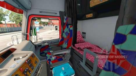 Mercedes-Benz Actros MP1 v2.5 for Euro Truck Simulator 2