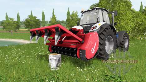 AHWI FM700 v4.0 for Farming Simulator 2017
