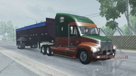 Truck traffic for American Truck Simulator