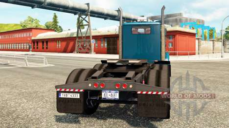 Peterbilt 351 v4.0 for Euro Truck Simulator 2