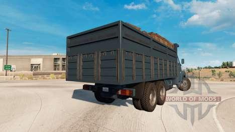 MAN 520 HN for American Truck Simulator