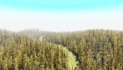 Ash forest v2.5 for Spin Tires