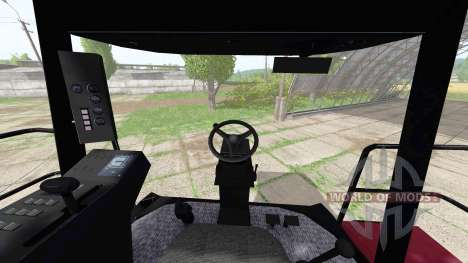 Palesse fs80 is for Farming Simulator 2017