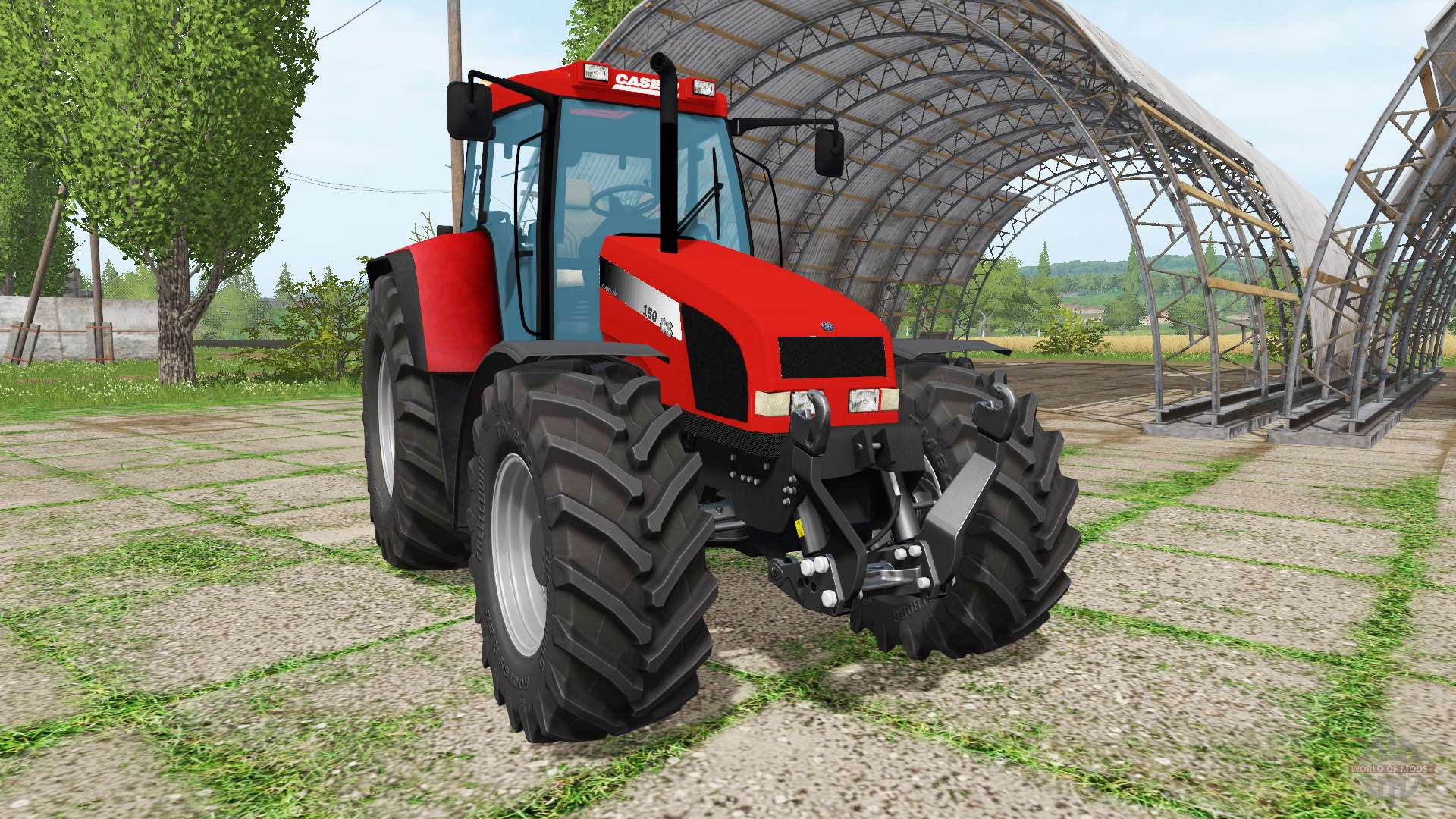 case ih cs 150 for farming simulator 2017 rh worldofmods com Farmall M Tractor  Manual International Harvester Tractor Manuals