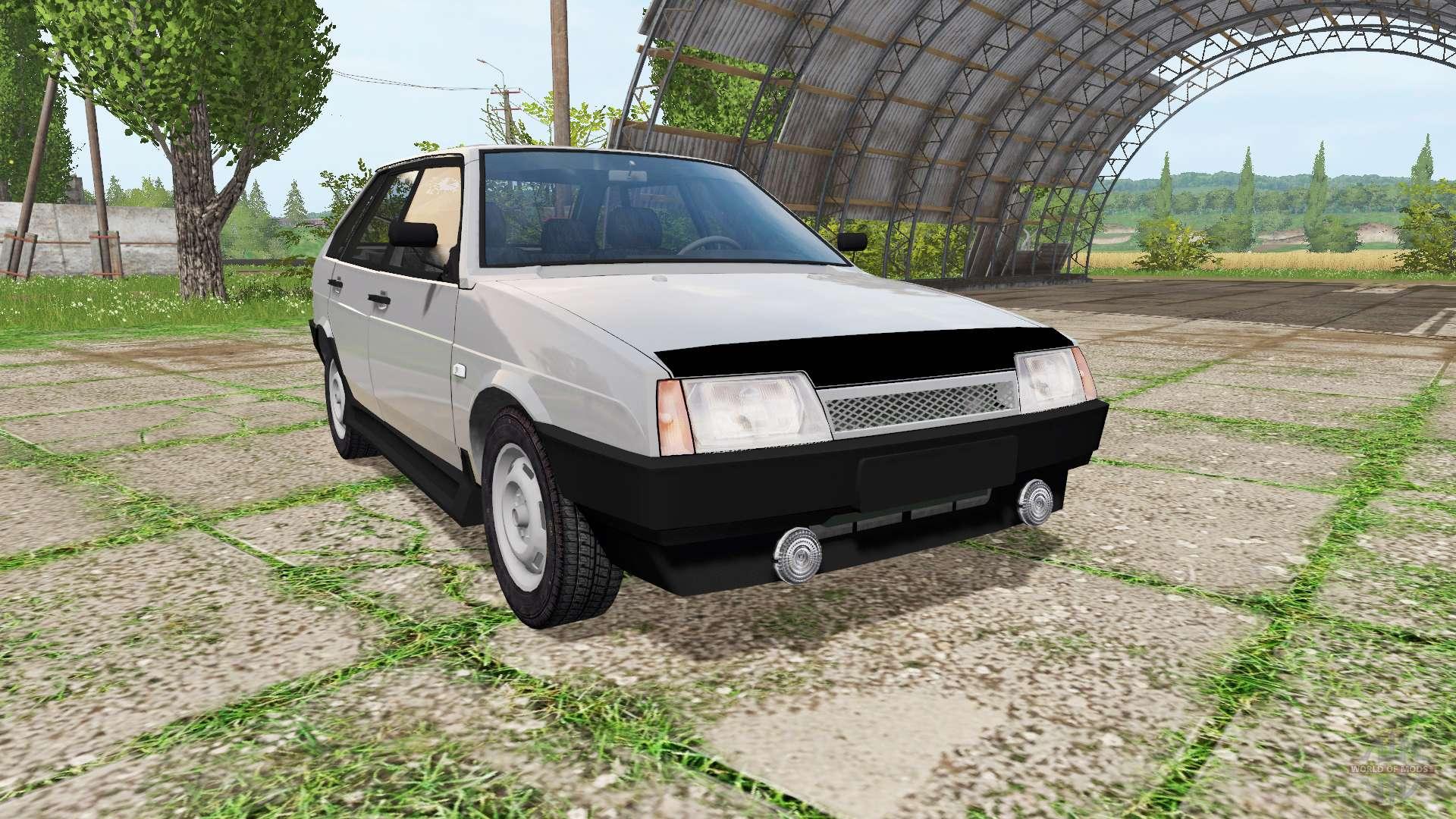 Front suspension VAZ-2109: repair, features 56