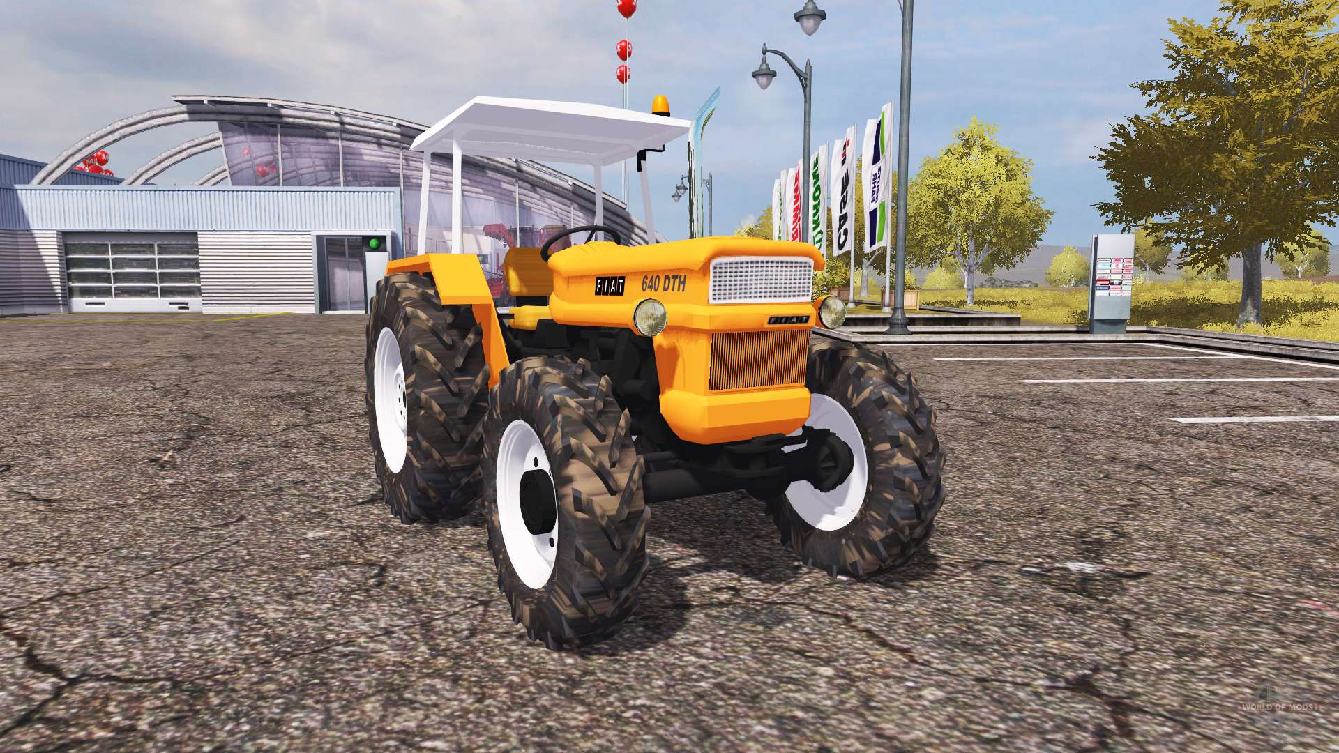 Atemberaubend Fiat 640 DTH v2.2 for Farming Simulator 2013 &TM_18