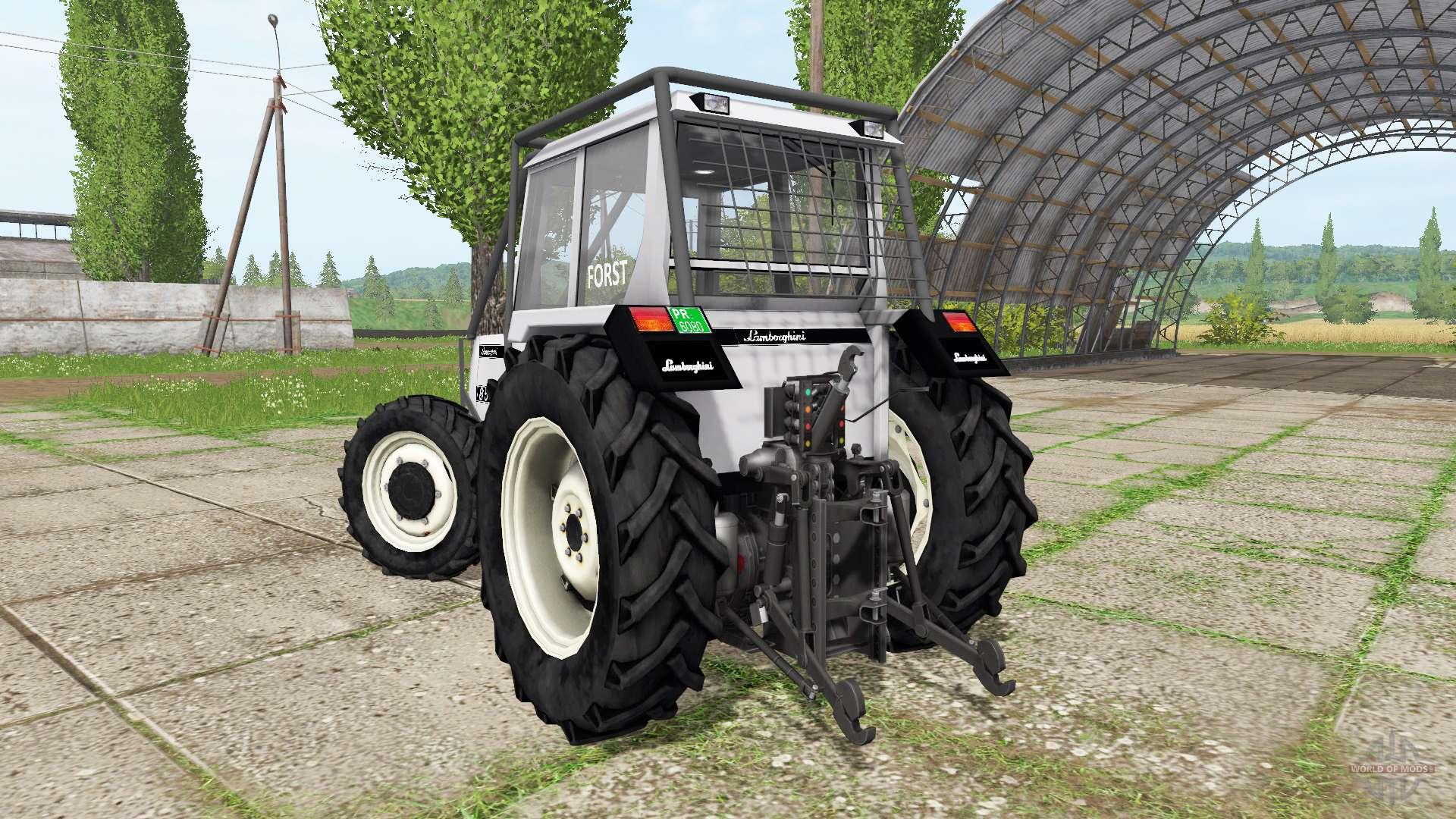 lamborghini 854 dt v2 2 for farming simulator 2017 rh worldofmods com Lamborghini SUV Lamborghini Truck