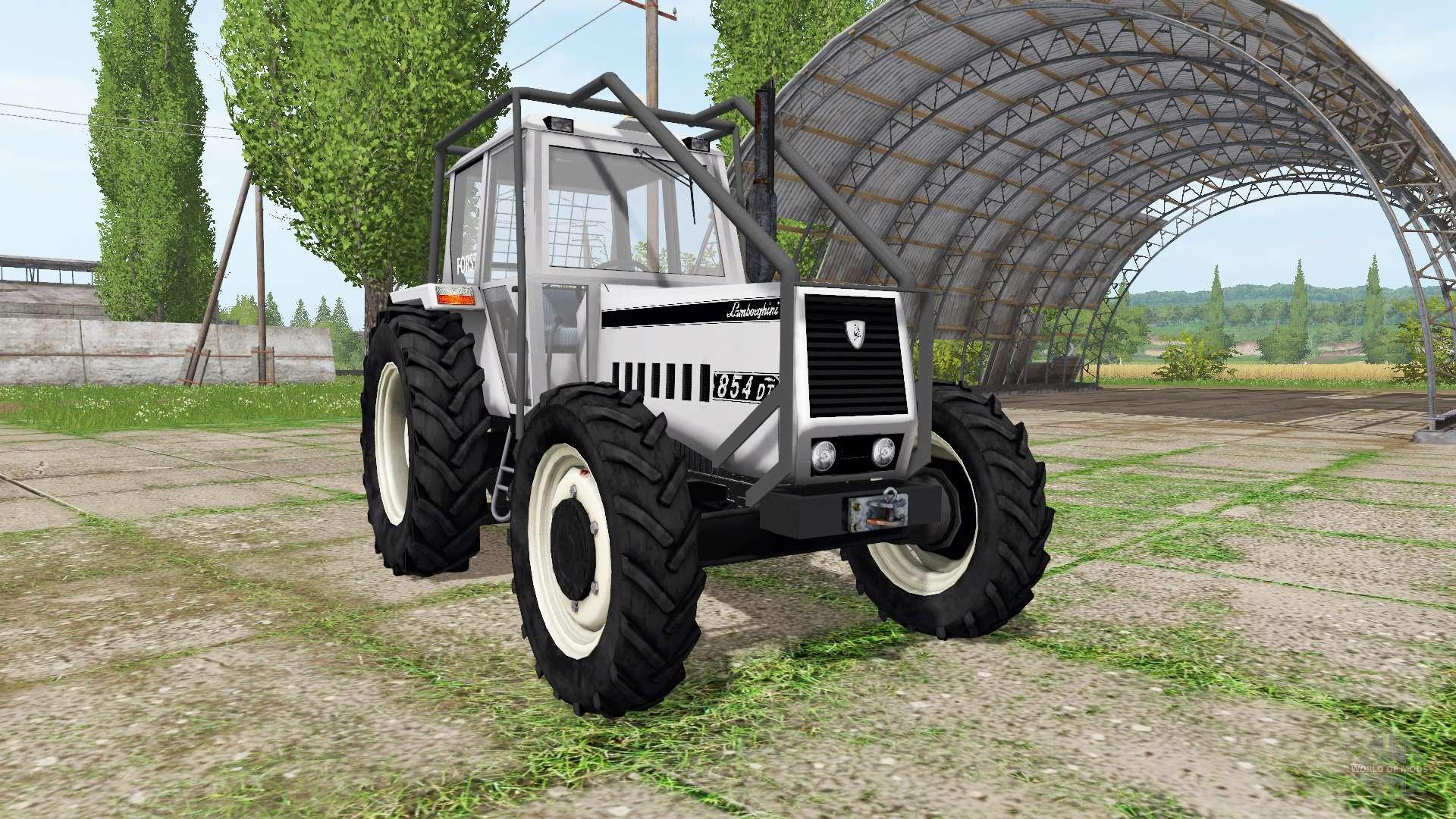 lamborghini 854 dt v2 2 for farming simulator 2017 rh worldofmods com Lamborghini Diablo Lamborghini SUV