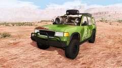 Gavril Roamer dustorm for BeamNG Drive