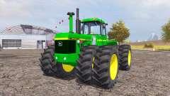 John Deere 8440 v2.0 for Farming Simulator 2013