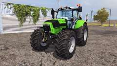 Deutz-Fahr Agrotron 630 TTV v1.1 for Farming Simulator 2013