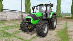 Deutz-Fahr Agrotron 6190 TTV v2.0 for Farming Simulator 2017