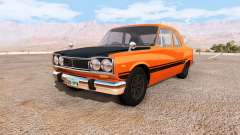 Ibishu Miramar Z coupe v1.11 for BeamNG Drive