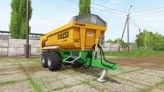 JOSKIN Trans-KTP 22-50 for Farming Simulator 2017