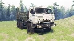 KamAZ 4310М v3.0 for Spin Tires