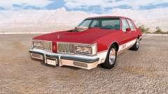 Oldsmobile Delta 88 fullsize for BeamNG Drive