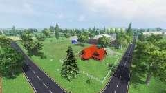Rinteln v1.1 for Farming Simulator 2013