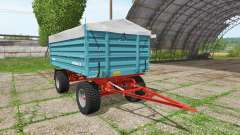 Mengele MZDK 14000 for Farming Simulator 2017