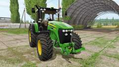 John Deere 7730 v1.2 for Farming Simulator 2017