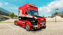 Stiholt skin for truck Scania T-series
