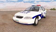 Ibishu Pessima Chinese Police for BeamNG Drive