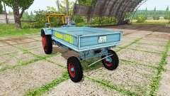 Eicher G220 for Farming Simulator 2017