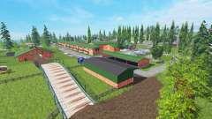 Vosges v4.0 for Farming Simulator 2015