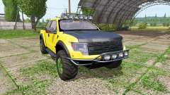 Ford F-150 SVT Raptor for Farming Simulator 2017