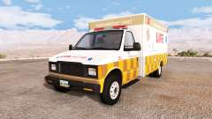 Gavril H-Series life ems for BeamNG Drive