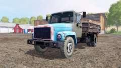 GAZ SAZ 35071 for Farming Simulator 2015
