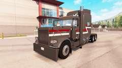 Z1 skin for the truck Peterbilt 389